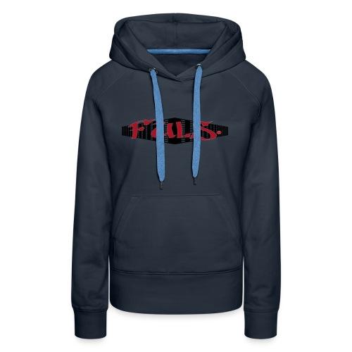 Fuls graffiti clothing - Women's Premium Hoodie