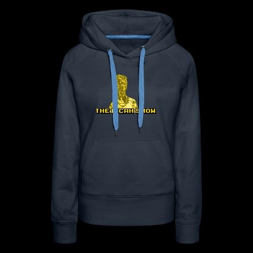 Limited Edition Gold Micah Show Logo - Women's Premium Hoodie