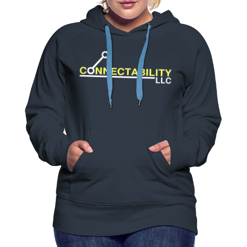 Connectability LLC - Women's Premium Hoodie