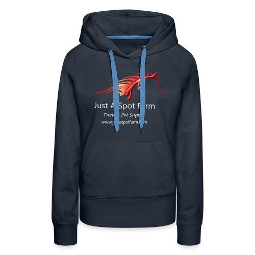 JASF Logo - Women's Premium Hoodie