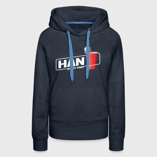 Han Solo Cup - Women's Premium Hoodie