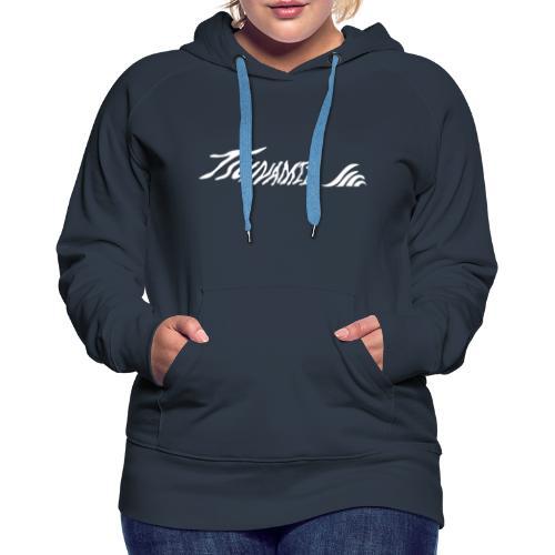 Tsunamii - Women's Premium Hoodie