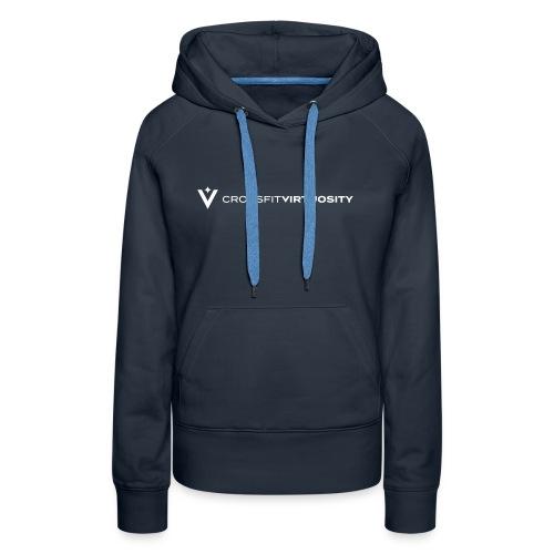 CrossFit Virtuosity Spark - Women's Premium Hoodie