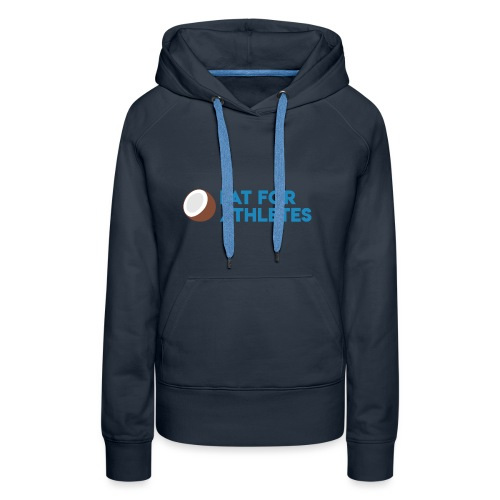 Fat For Athletes Merch - Women's Premium Hoodie