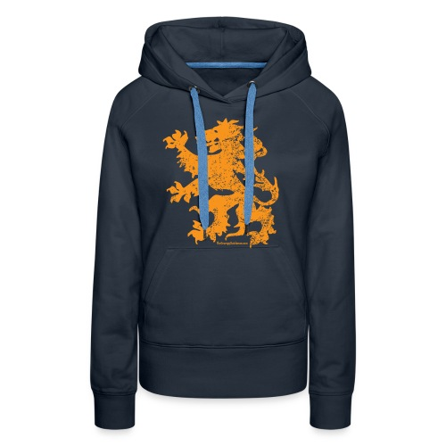 Dutch Lion - Women's Premium Hoodie