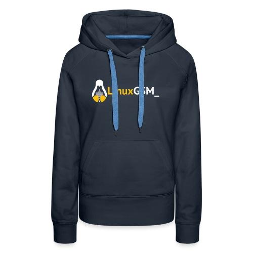 LinuxGSM - Women's Premium Hoodie