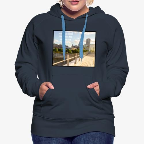 View - Women's Premium Hoodie
