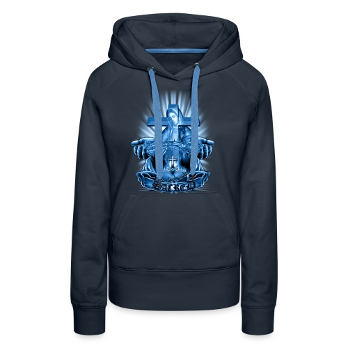 Sacred by RollinLow - Women's Premium Hoodie