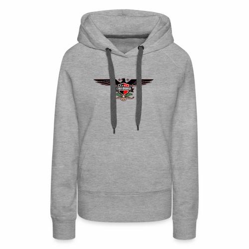 Dane Calloway American Thunderbird Logo - Women's Premium Hoodie