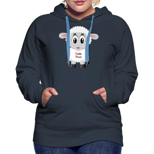 Lamb OcioNews - Women's Premium Hoodie