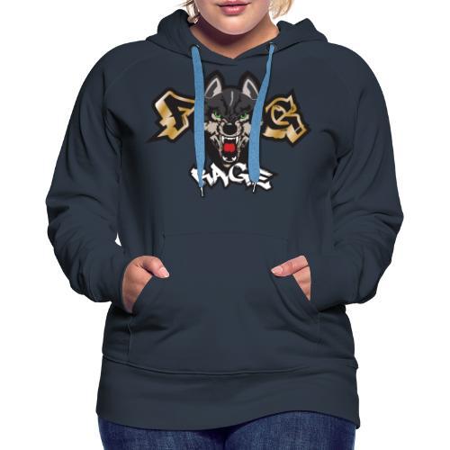 Rage FG - Women's Premium Hoodie
