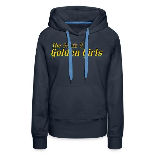 B GG - Women's Premium Hoodie