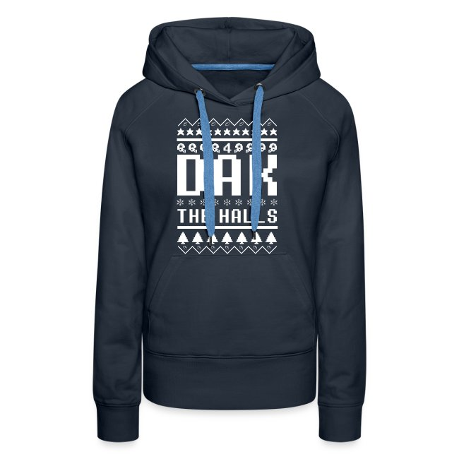 Dak The Halls Ugly Christmas Sweater