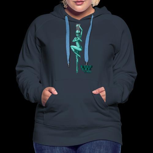 Checkers' Asylum - Mutino Victim #4 - Women's Premium Hoodie