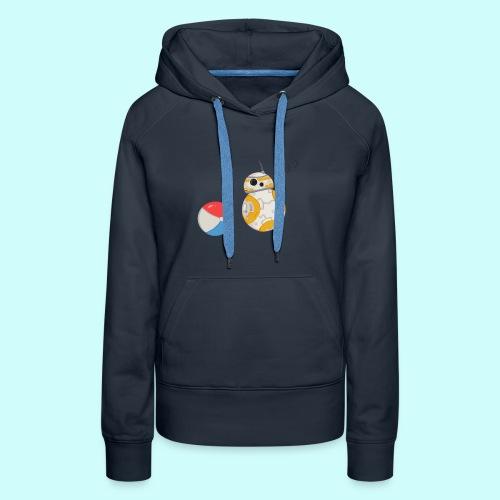BB8's Family T-Shirt.png - Women's Premium Hoodie