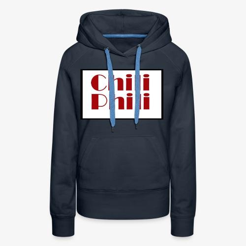 Chili Phili Yt Merch - Women's Premium Hoodie
