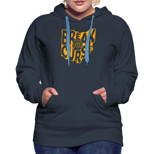 Break The Cleveland Curse - Women's Premium Hoodie