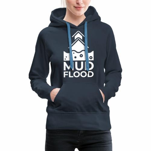 Mud Flood Evidence Worldwide - Women's Premium Hoodie