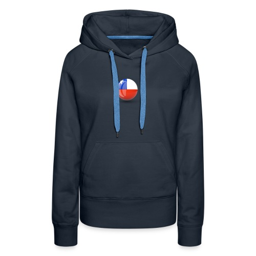 Chilean Lovers - Women's Premium Hoodie
