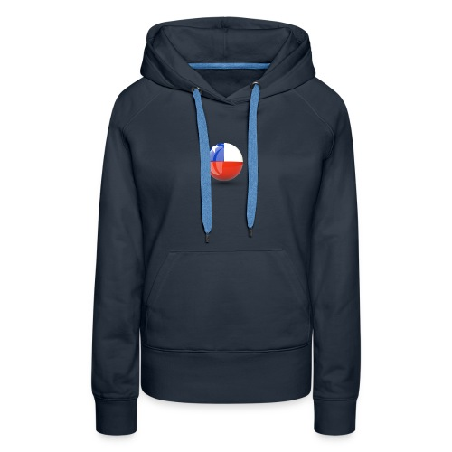 Chilean Lovers - Women's Premium Hoodie