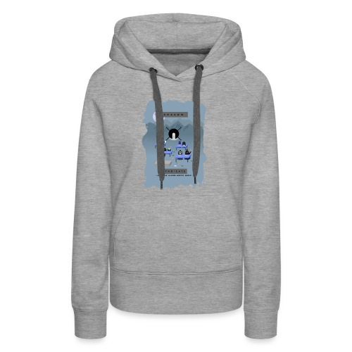 Hacker Summer Camp 2019 - Women's Premium Hoodie