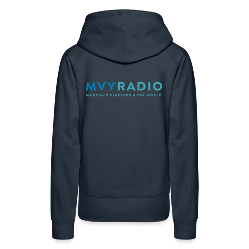 MVY Logo - Women's Premium Hoodie