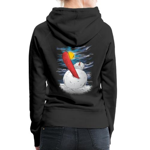 the accident - Women's Premium Hoodie