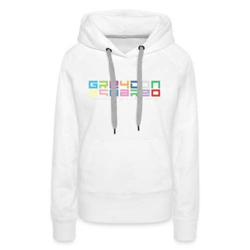 Greydon Square Colorful Tshirt Type 3 - Women's Premium Hoodie