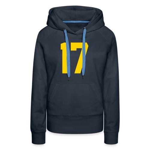 17 - Women's Premium Hoodie