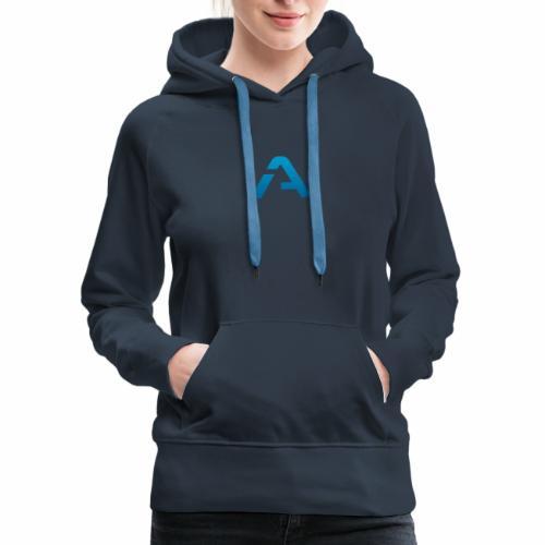 Atheios A Logo - Women's Premium Hoodie