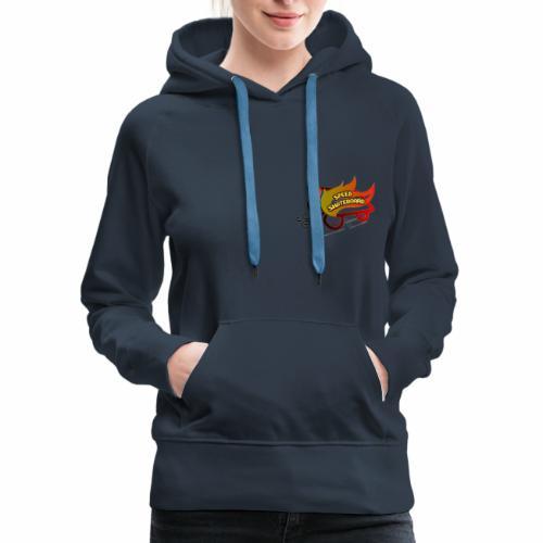 speed skateboard - Women's Premium Hoodie