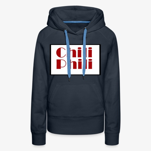 Chili Phili Yt Merch - Women's Premium Hoodie
