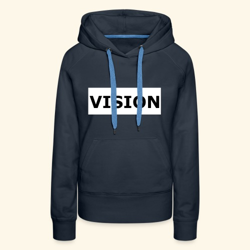 VISION - Women's Premium Hoodie