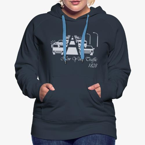 New York Traffic - Women's Premium Hoodie