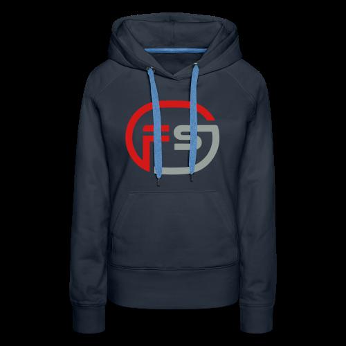 FSS Icon - Women's Premium Hoodie