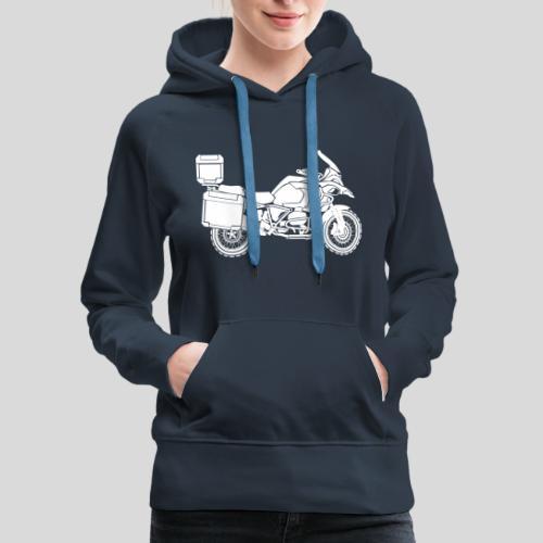 ADVENTURE MOTO - Women's Premium Hoodie