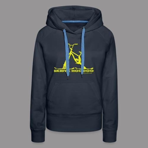 SkiByk Hoodoo - Women's Premium Hoodie