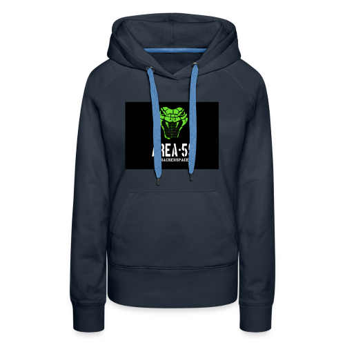 final_Area55_vertical1 - Women's Premium Hoodie