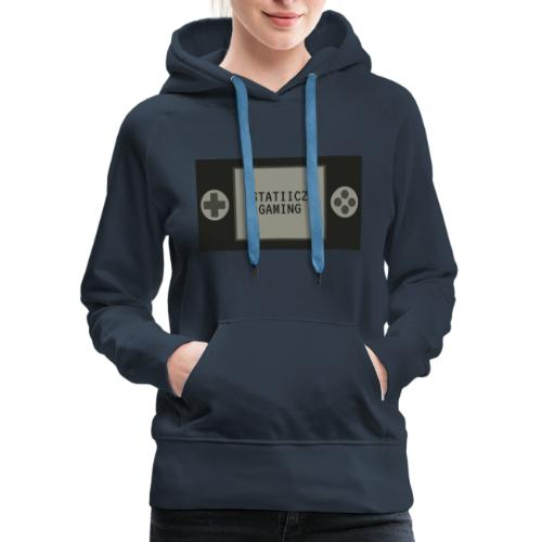 sTaTiicz - Women's Premium Hoodie