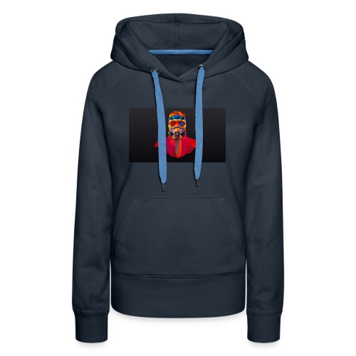 gurdians of the galaxy - Women's Premium Hoodie