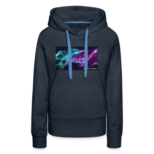 the fire merch - Women's Premium Hoodie
