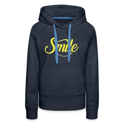 All Smiles - Women's Premium Hoodie