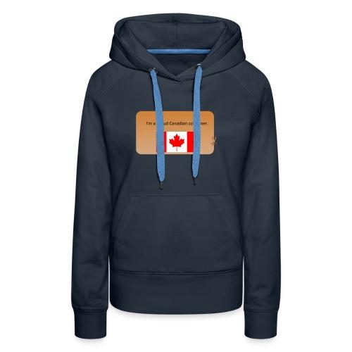 Canadian Couponer - Women's Premium Hoodie