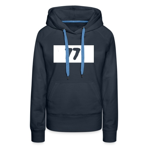 77 aftershock sweater for kids - Women's Premium Hoodie