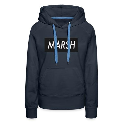 marsh apperal - Women's Premium Hoodie