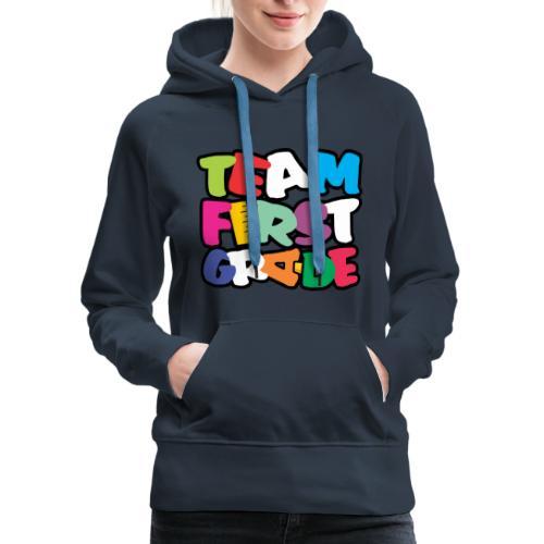 Team First Grade - Women's Premium Hoodie
