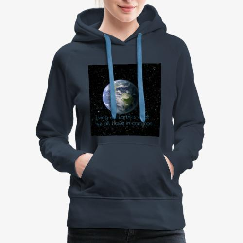 The Great Earth - Women's Premium Hoodie