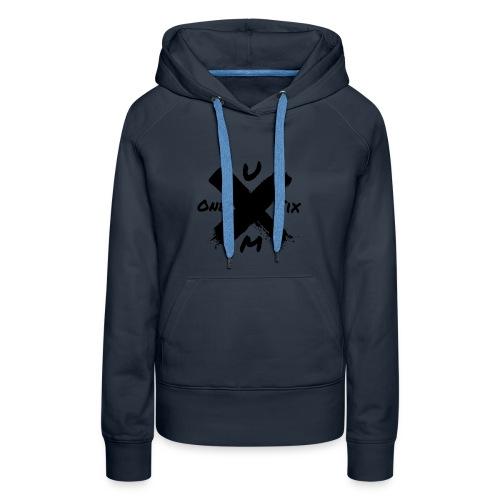 Emblazon'd Logo - Women's Premium Hoodie