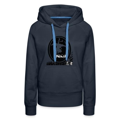 Mark of the Ninja - Women's Premium Hoodie