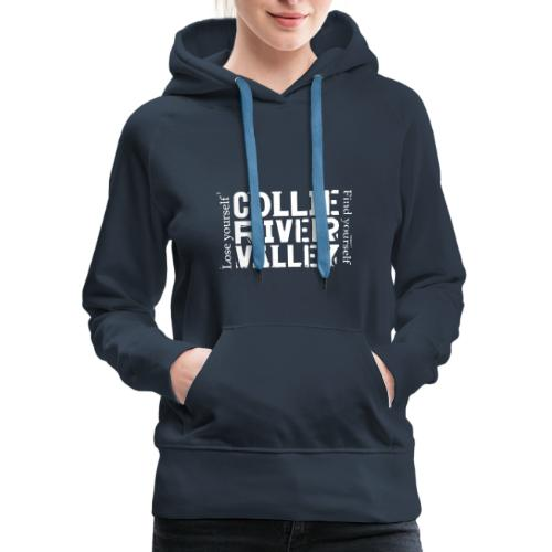 Lose yourself, find yourself - Women's Premium Hoodie